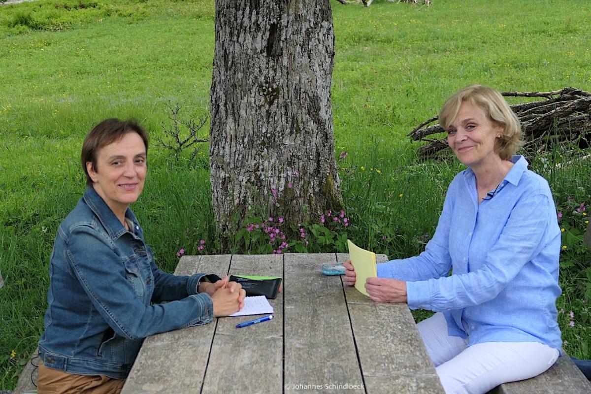 "Im Portrait   Lisa Eder ""Der Wilde Wald""   Good News for you TV Special"